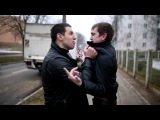 Прикол на сьёмках нового клипа группы ТРОЙА Mur1zik vs Костя Цепкий аха ну мы наржались ахха)