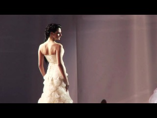 УкрШик показ Свадебных платьев, Украинских дизайнеров в Черновцах
